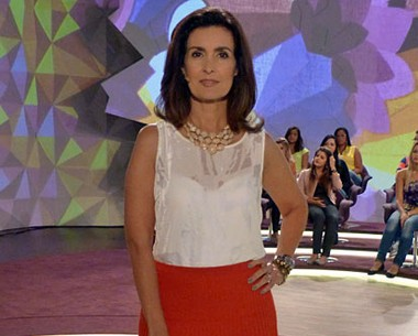 Look do dia 06/02 (Foto: Encontro com Fátima Bernardes/ TV Globo)