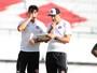 Vinícius Eutrópio define time titular  do Santa Cruz para começar 2017