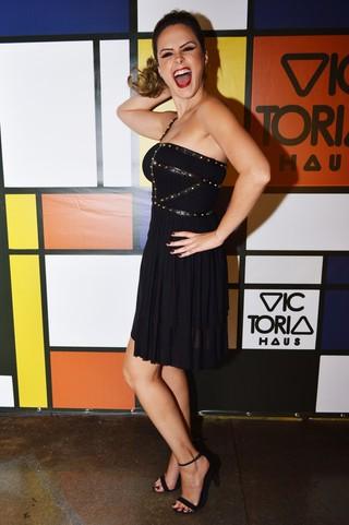 Ana Paula (Foto: Gabi de Morais/AgNews)