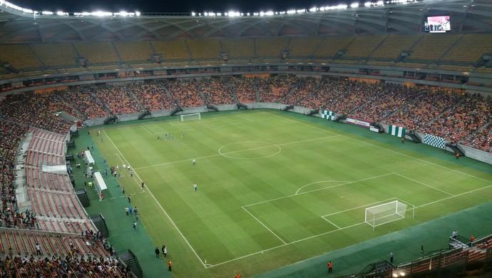 Iranduba e Adeco-SP futebol feminino sub-20 (Foto: Marcos Dantas)