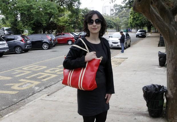 MILA CHASELIOV - filha de Ada Chaseliov (Foto: Celso Tavares/ EGO)