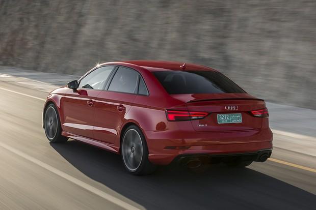 Audi RS3 Sedan (Foto: Divulgação)