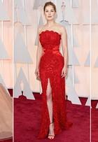 Jennifer Lopez é eleita por internautas a mais bem-vestida no Oscar 2015