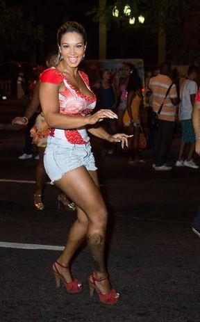 Milena Nogueira (Foto: Rogério Neves/Divulgação)