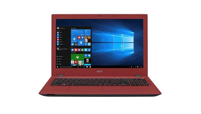 Notebook da Acer vem com tela maior, em 15,6 polegadas (Foto: Divulgação/Acer)