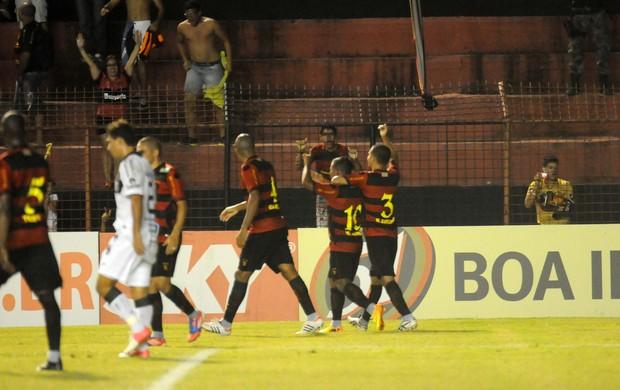 Sport x Ceará (Foto: Aldo Carneiro/Pernambuco Press)