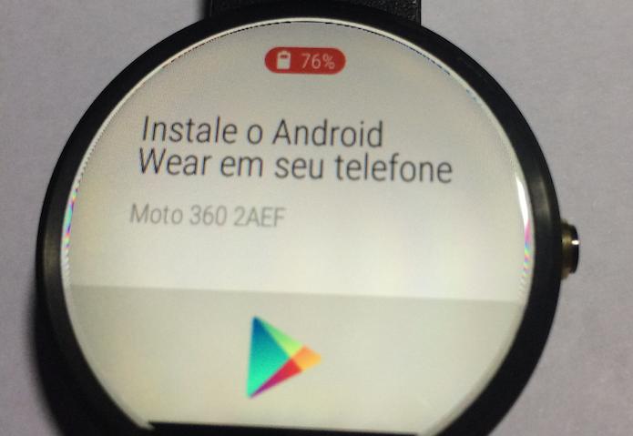 Descubra com fazer para redefinir um smartwatch com o Android Wear (Foto: Reprodução/Edivaldo Brito)