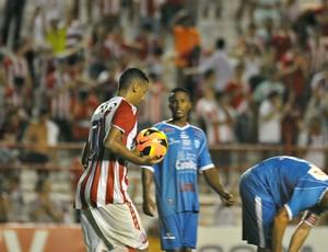 Náutico x Crac Elton (Foto: Aldo Carneiro/Pernambuco Press)