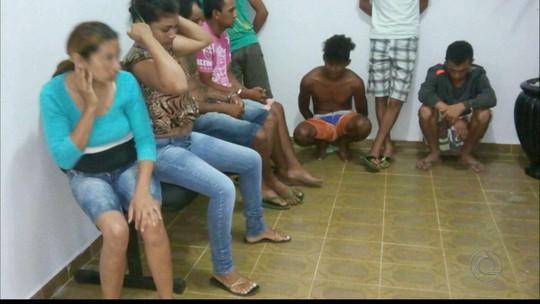 Operação cumpre mandados por tráfico de drogas e assaltos na Paraíba