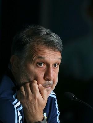 Tata Martino técnico Argentina (Foto: EFE)