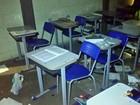 Escola municipal é alvo de vandalismo em bairro de Pouso Alegre, MG
