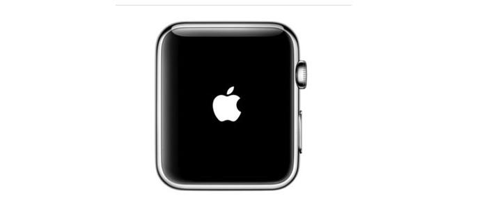 Pressione os botões até que a tela apague e acenda com o símbolo da maça (Foto: Divulgação/Apple)