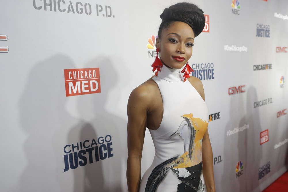 Yaya DaCosta de Chicago Med (Foto: Chicago Med - Universal Channel)