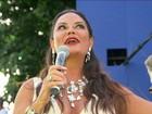 Ex-marido será citado na Lei Maria da Penha, diz advogado de Luiza Brunet
