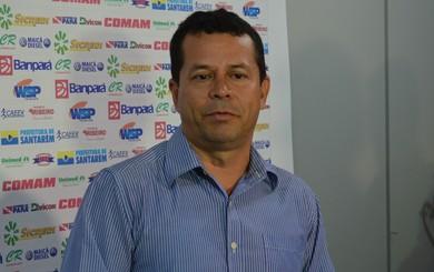 Nerivaldo Cesar, presidente do São Francisco (Foto: Dominique Cavaleiro/ GloboEsporte.com)