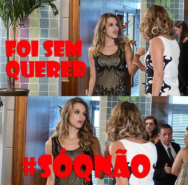 Fatinha é linda e diva!!!! (Foto: Malhação / TV Globo)