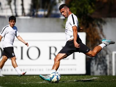 Thiago Maia Santos (Foto: Ricardo Saibun/Santos FC)