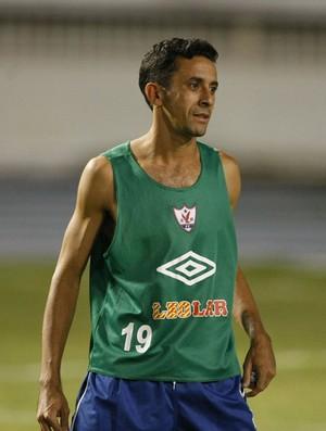 Marquinhos não é mais jogador do Águia de Marabá (Foto: Marcelo Seabra / O Liberal)