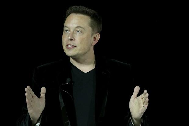 Ousadia de Elon Musk é desse tamanho - ou maior (Foto: Justin Sullivan/Getty Images)