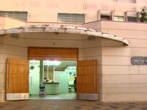 Santa Casa de Leme (Foto: Reprodução/EPTV)