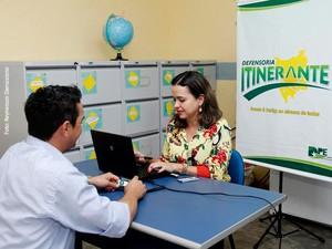 Orientações jurídicas serão oferecidas sem custo à população (Foto: Defensoria Pública/Divulgação)
