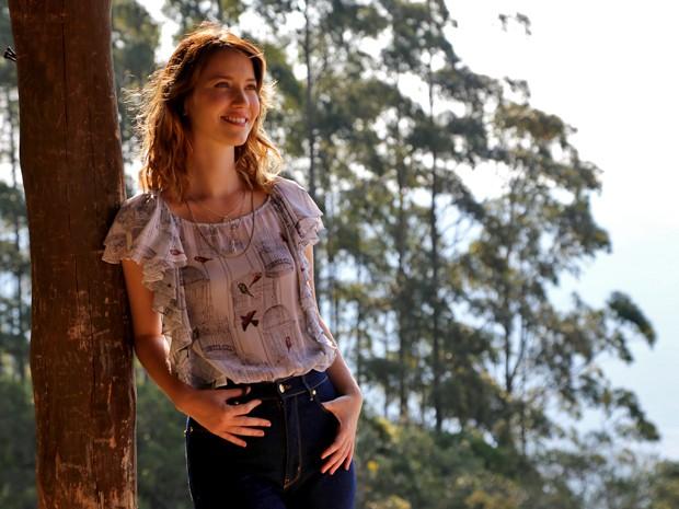 Nathalia Dill será Laura em Alto Astral, a protagonista da trama (Foto: Alto Astral/ TV Globo)