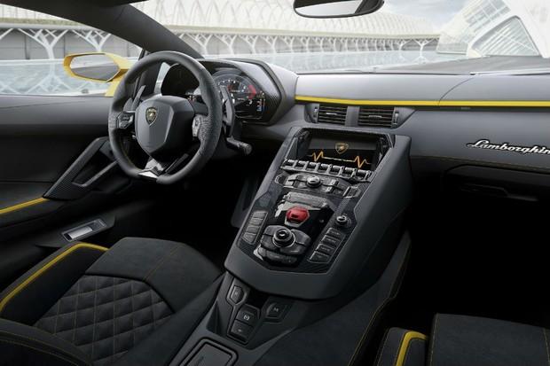 Lamborghini Aventador S (Foto: Divulgação)