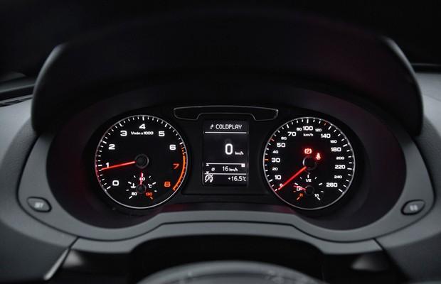Audi Q3 1.4 TFSI (Foto: Fabio Aro/Autoesporte)