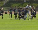 Sem pegar leve: Gerrard e Robbie Keane encaram time com 30 crianças