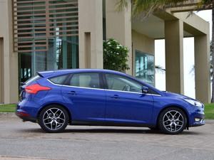 Ford Focus 2016 (Foto: Divulgação)
