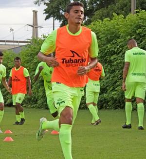 Meia Geovani, Cuiabá (Foto: Pedro Lima/Cuiabá Esporte Clube)
