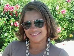 Isabel Amorim, irmã de Teresa, diz que é muito gratificante saber que os órgãos da irmã salvou vidas (Foto: Arquivo pessoal)