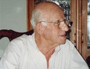 Ney Montes, ex-diretor do Araguari Atlético Clube, Araguari-MG,  (Foto: Arquivo Família Montes)