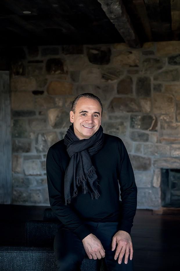 Chef Jean-Georges Vongerichten (Foto: Rana Faure)