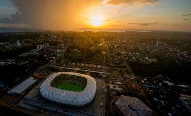 Manaus espera receber cerca de 50 mil estrangeiros durante a Copa do Mundo (Foto:  Chico Batata)