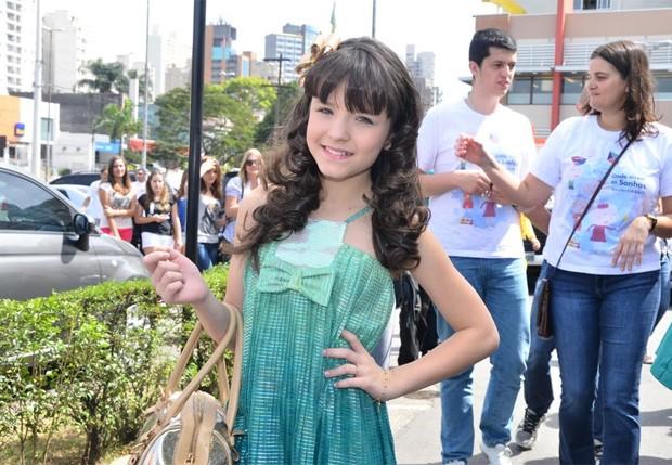 Larissa Manoela (Foto: Caio Duran/AgNews)