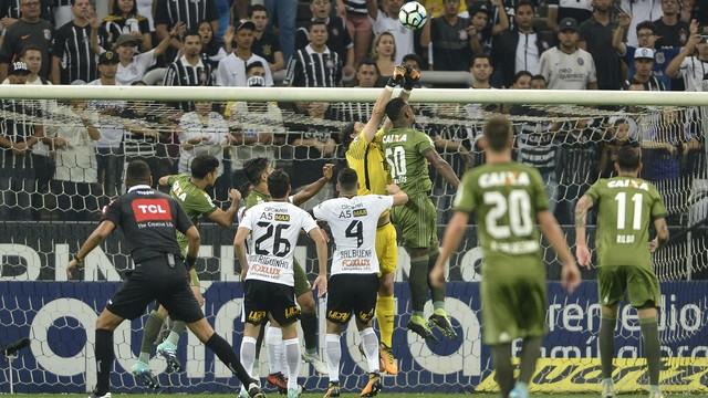 f7226273bd Corinthians x Coritiba - Campeonato Brasileiro 2017-2017 ...