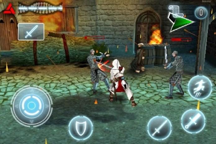 Assassins Creed não se deu muito bem nos smartphones (Foto: Divulgação)