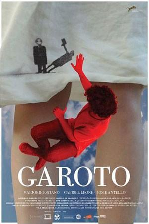 Poster do filme 'Garoto', de Julio Bressane