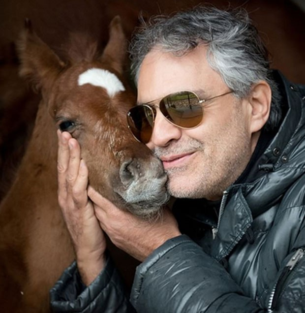 Andrea Bocelli (Foto: Reprodução)