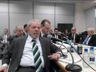 'Nunca solicitei e nunca recebi apartamento', afirma Lula a Moro