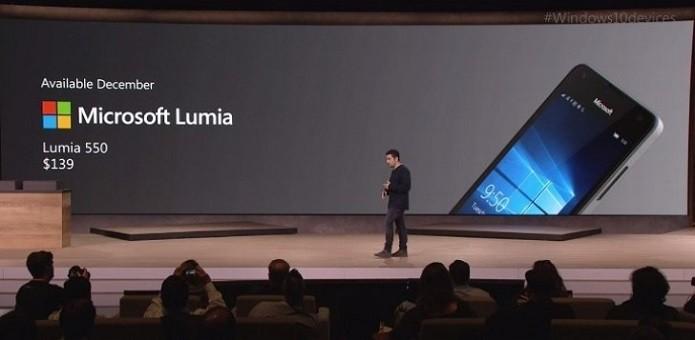 Aparelho de entrada roda Windows 10 e é compatível com redes 4G (Foto: Reprodução/GSM Arena)