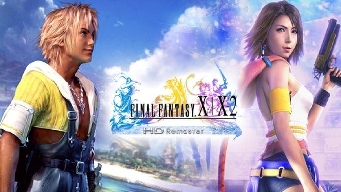 Final Fantasy X / X-2 HD Remaster é uma conversão em HD de dois jogos do Playstation 2 (Foto: Divulgação)