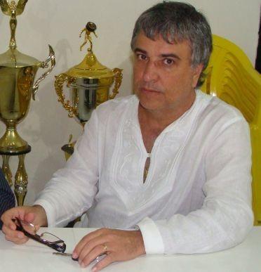 Ricardo Loureiro, presidente do Conselho Deliberativo do Treze (Foto: Divulgação / Treze)