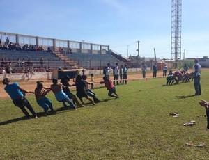 Jogos Indígenas de Guajará-Mirim (Foto: Júnior Freitas)