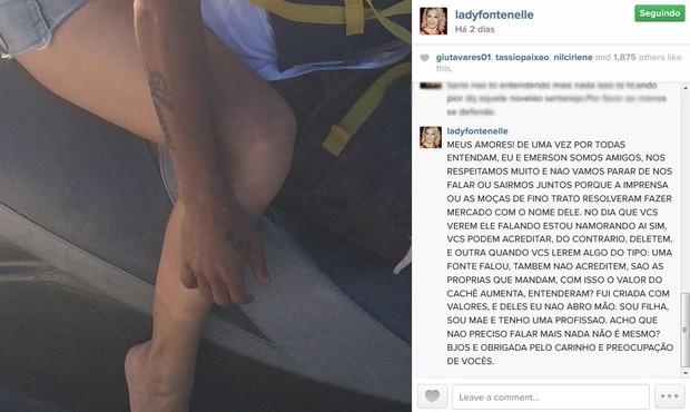 Antonia Fontenelle (Foto: Reprodução/ Instagram)