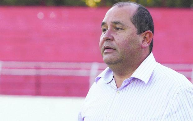 Marcos Martinez, presidente do Vila Nova (Foto: O Popular)