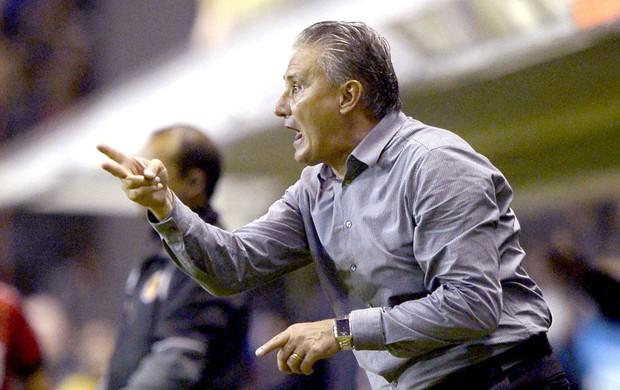 Tite jogo Corinthians Boca Juniors (Foto: AFP)