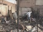 Incêndio atinge casa e destrói R$ 17,5 mil guardados em caixa de sapato