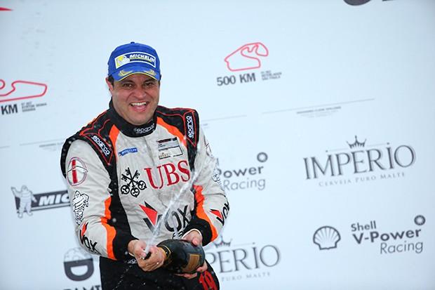 Tom Filho ficou com o título de Overall na Challenge  (Foto: Luca Bassani/PorscheCup)